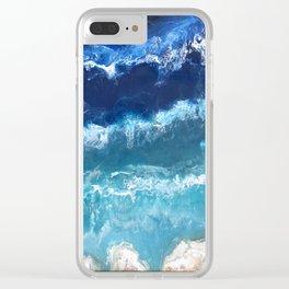 Waimea Clear iPhone Case