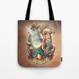 Those Who Wander Are Not Always Lost Tote Bag