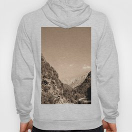 Atlas Mountain range Morroco Hoody