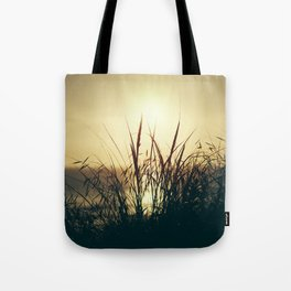 Newquay Sunset Tote Bag