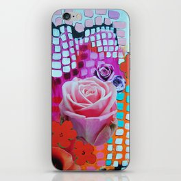 Roses Are Free iPhone Skin