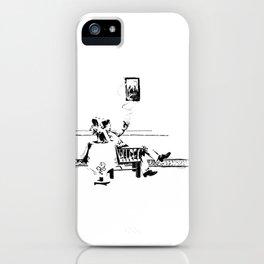 A Smoke iPhone Case