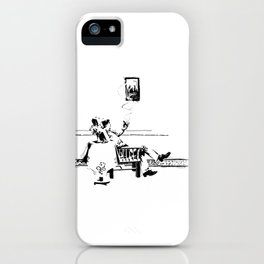 A Smoke iPhone Case