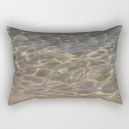 Barwon Heads Print   Bellarine Peninsula   Relaxing Water and Sunlight   Nature Rectangular Pillow