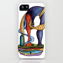 Daughter Water iPhone Case