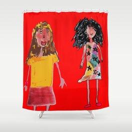 Lia Liana Shower Curtain