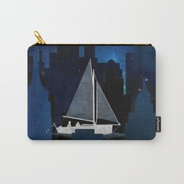 City Sailing Carry-All Pouch