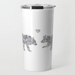 Bears by Love Rocks Me Travel Mug