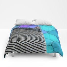 Gran Via Alien Wiew Comforters