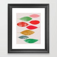 float 1 Framed Art Print