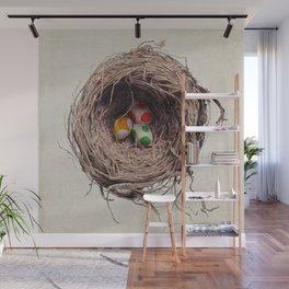 Yoshi Eggs Wall Mural