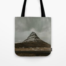 Iceland Kirkjufell Mountain Tote Bag