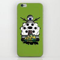 turtles iPhone & iPod Skins featuring Turtles by AWOwens