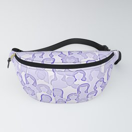 Together Strong - Women Power Light Purple Fanny Pack