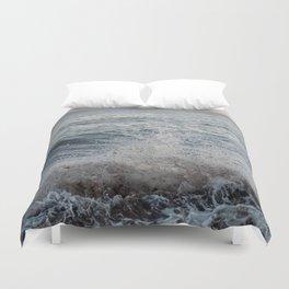 Ocean Splash Duvet Cover