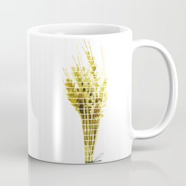Thanksgiving Sheaf Abstract Minimalist Deco Coffee Mug