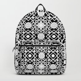 Diamonds, Circles and Squares, Oh My! Backpack