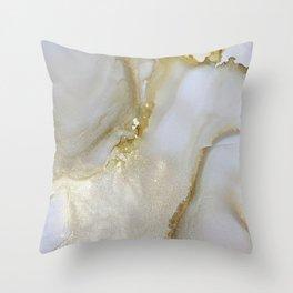 Spiritual glow Throw Pillow