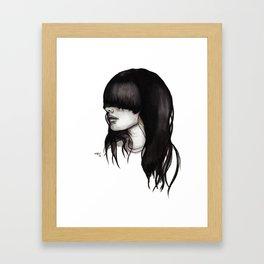 Bangz One Framed Art Print