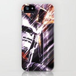 gundam artwork 11 iPhone Case