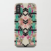 austin iPhone & iPod Cases featuring Austin by Pattern State