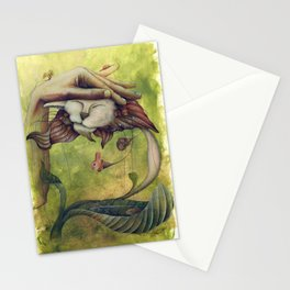 "E.A.Poe ""The Black Cat"" Stationery Cards"