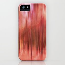 initiation (back to unnatural) iPhone Case