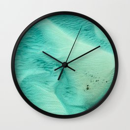 Great Barrier Reef Wall Clock