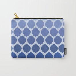 Morocco- Blue Carry-All Pouch