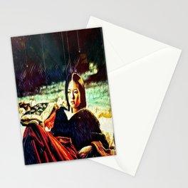 By Firelight Stationery Cards
