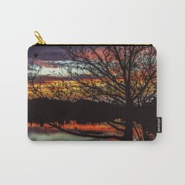 Halibut Point Sunset Carry-All Pouch