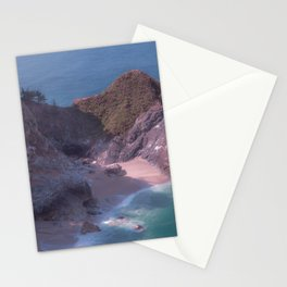 Big Sur Cove Stationery Cards