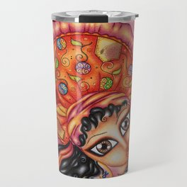 Oldie: Lovely Bohemian Travel Mug