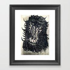 BABOOM Framed Art Print