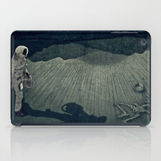anatomy space I iPad Case