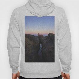 Hollywood Sunset Rocks Hoody