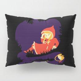 Big bad wolf Pillow Sham