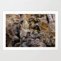 Sagrada Familia #2 Art Print