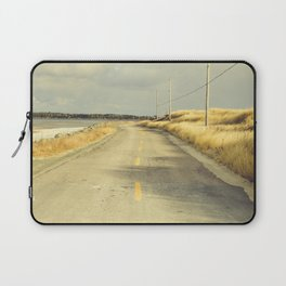 The Road to the Sea Laptop Sleeve