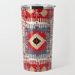 Sivrihisar Eskisehir Province Anatolian Kilim Travel Mug