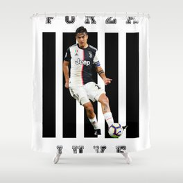 football stars Shower Curtain
