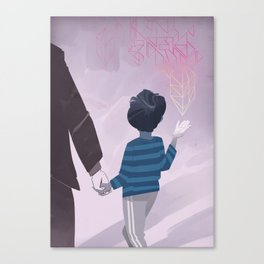 Gifted Canvas Print