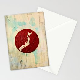 To Japan Stationery Cards