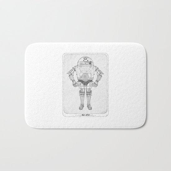 R2 3PO Bath Mat