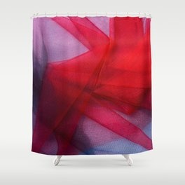 Abstraction II Shower Curtain