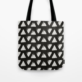 Triangle Pattern II Tote Bag