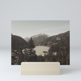 Cascade Mountains Mini Art Print