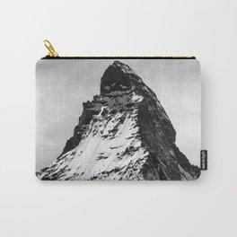 Matterhorn switzerland mountain Carry-All Pouch