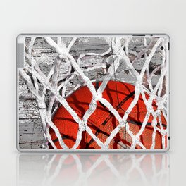 Basketball Art Laptop & iPad Skin