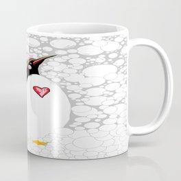Cold Feet! Warm Heart! Coffee Mug